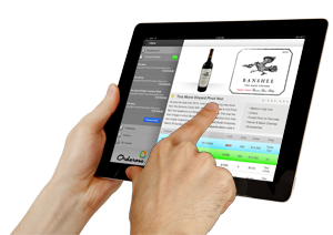 Wine Sales iPad App